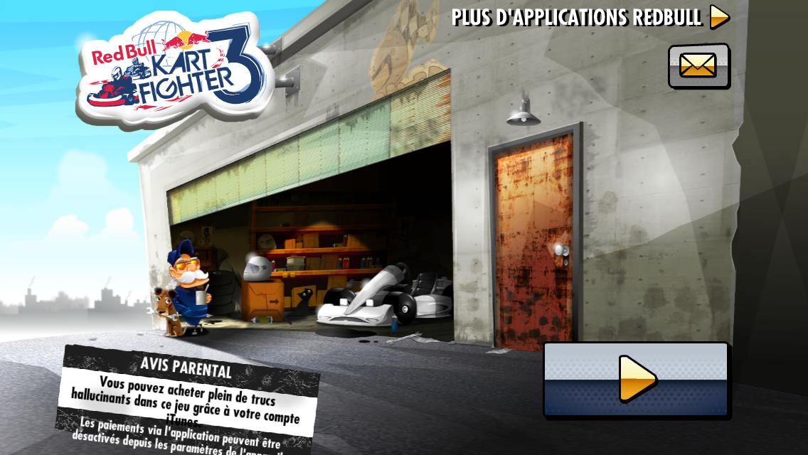 RedBullKartFighter3 iPhone Editeur 001