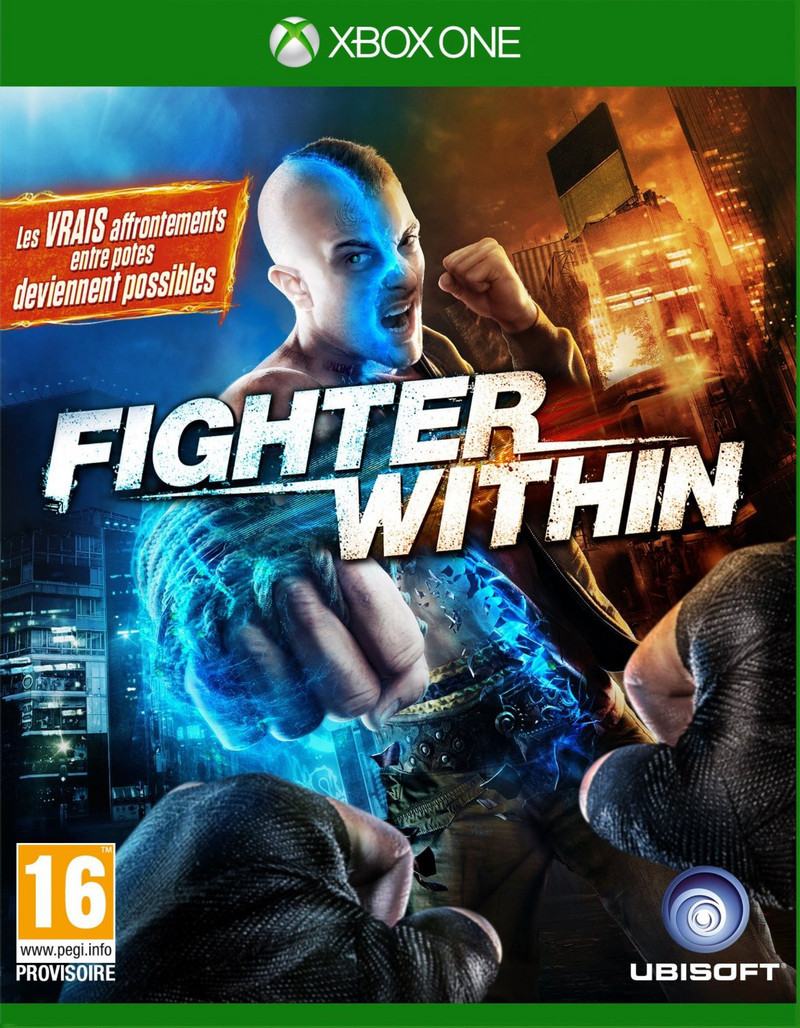 FighterWithin Xbox One Jaquette 002