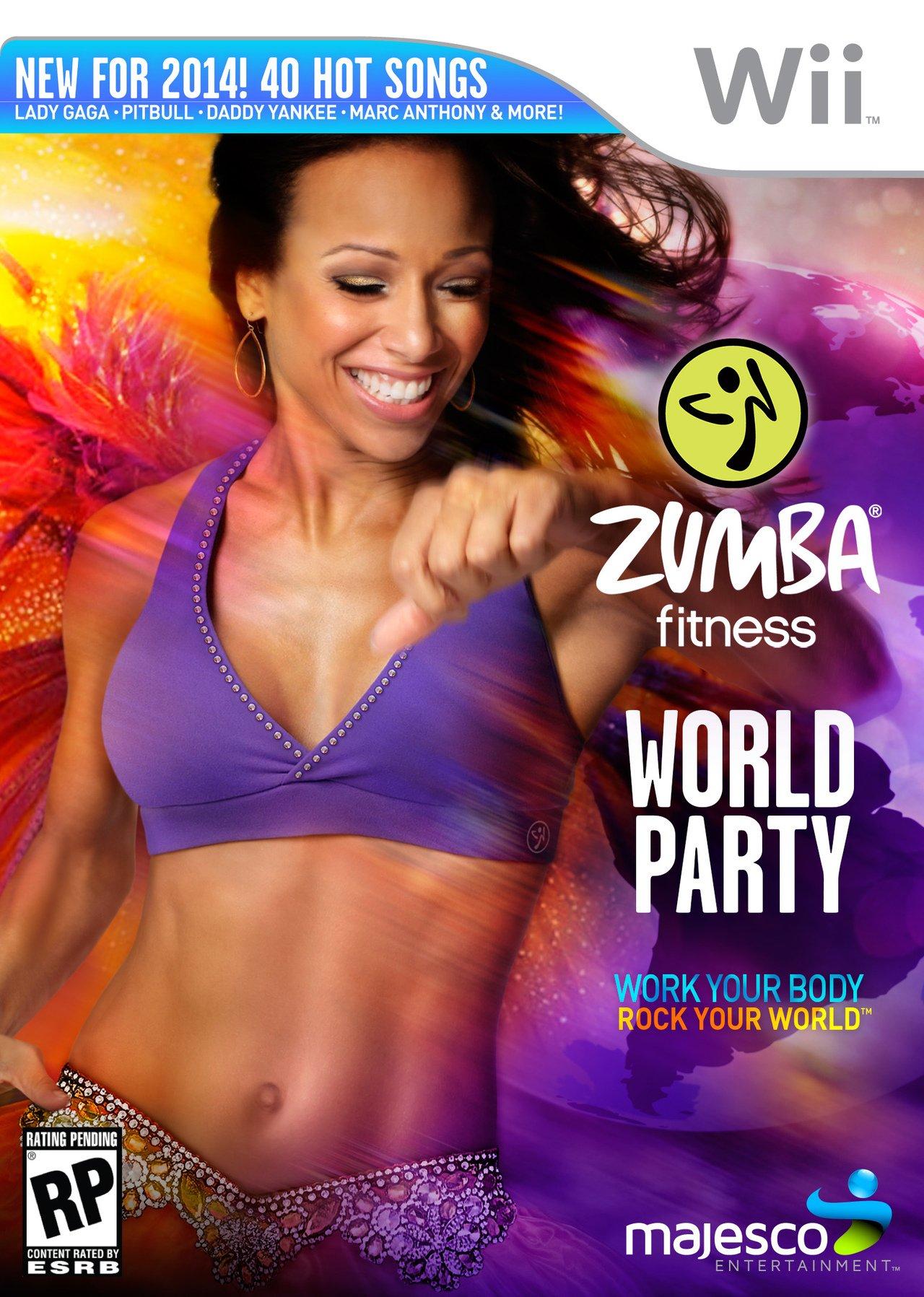 ZumbaFitness-WorldParty Wii Jaquette 001