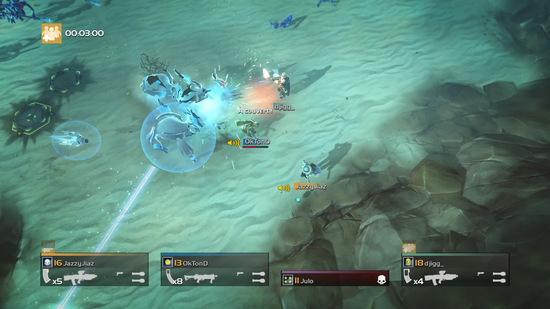 Helldivers PS4 Test 008