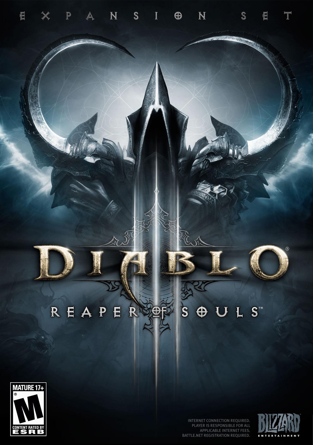 DiabloIII-ReaperofSouls PC Jaquette 001