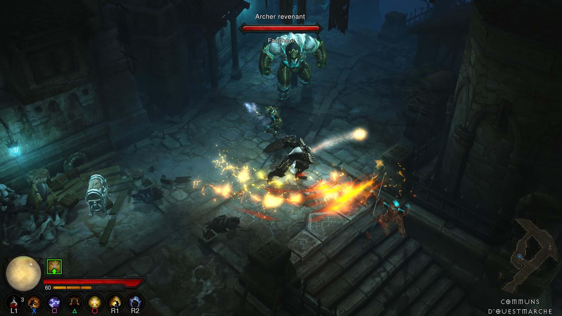 DiabloIII-ReaperofSouls PS4 Editeur 002