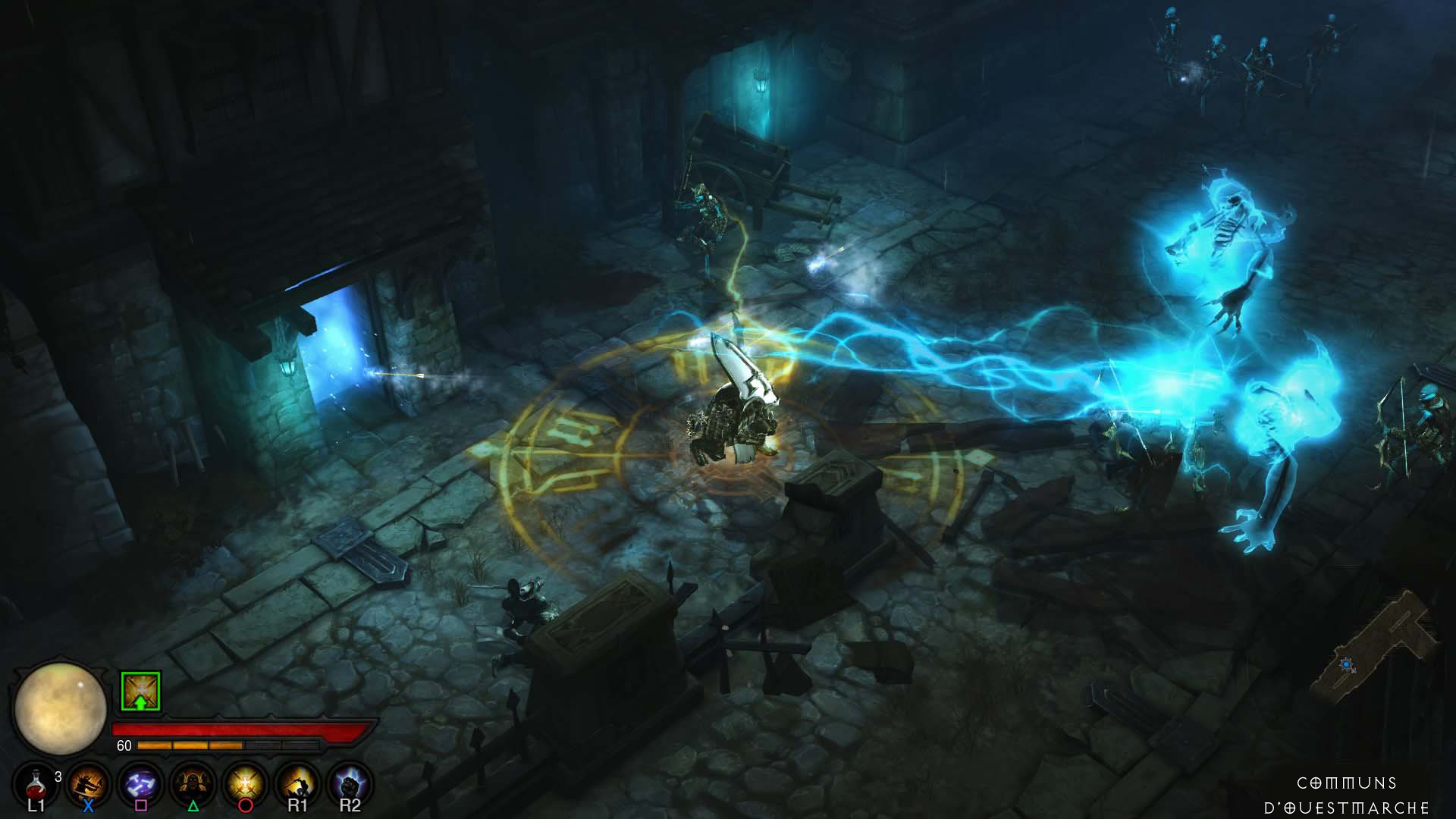 DiabloIII-ReaperofSouls PS4 Editeur 003