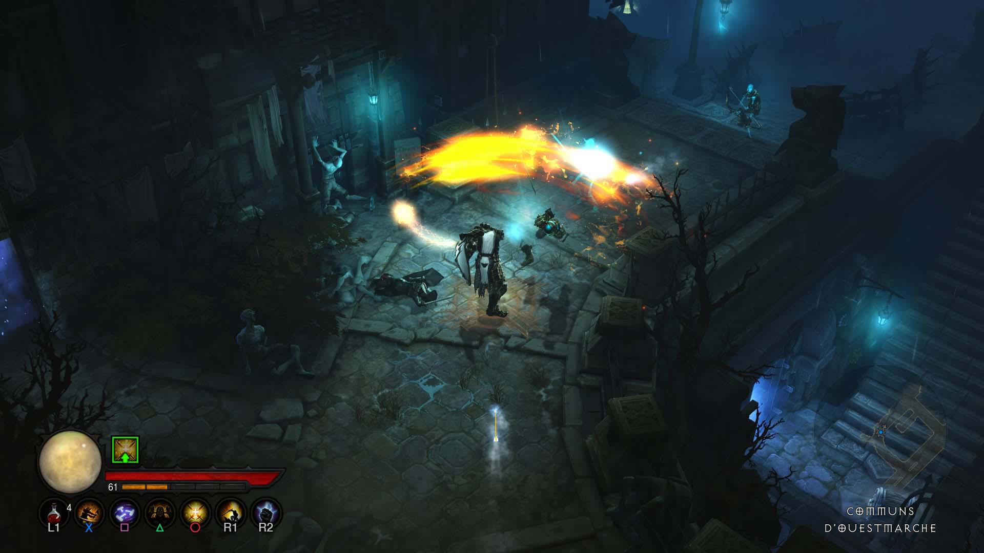 DiabloIII-ReaperofSouls PS4 Editeur 005