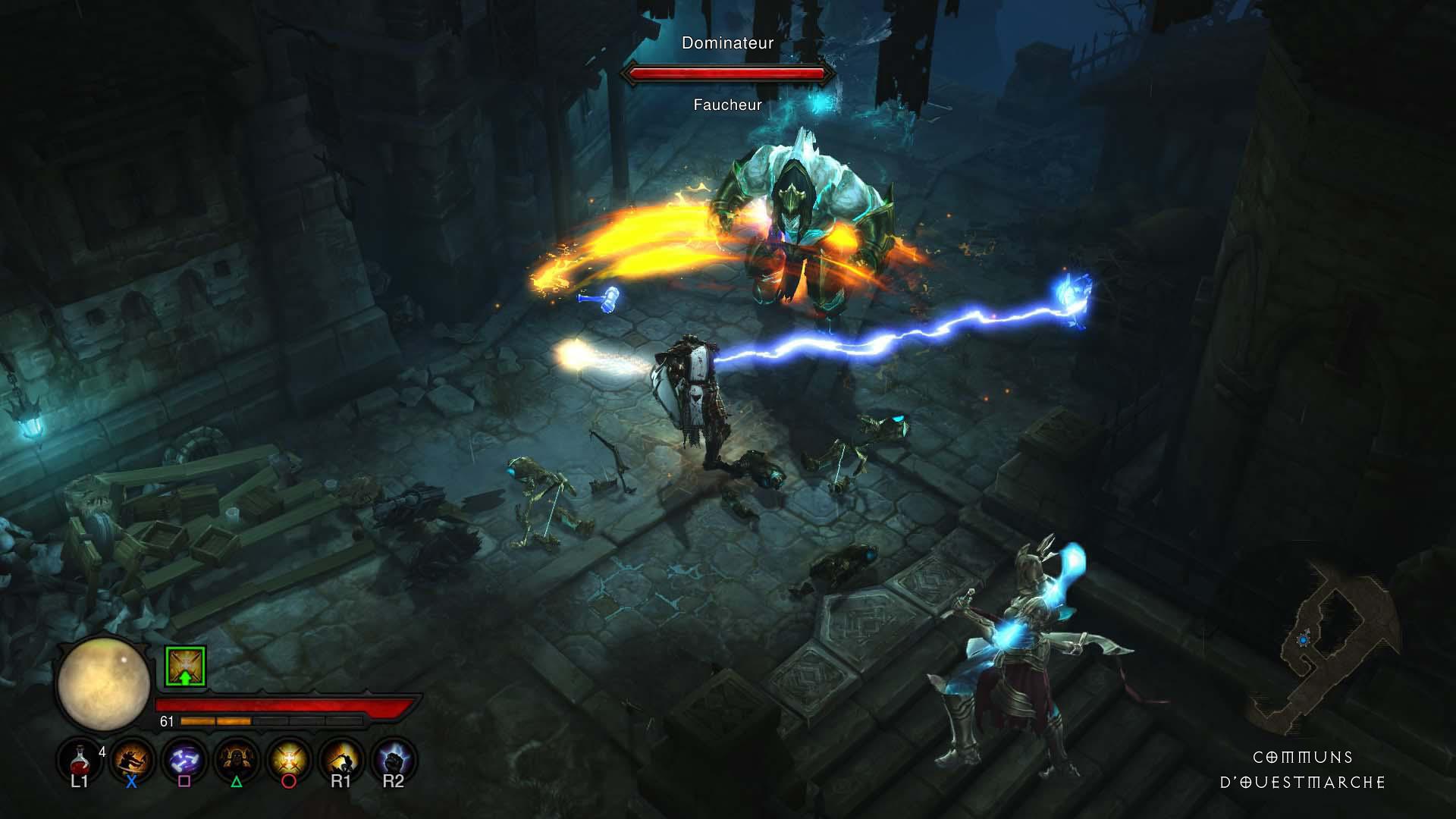 DiabloIII-ReaperofSouls PS4 Editeur 006