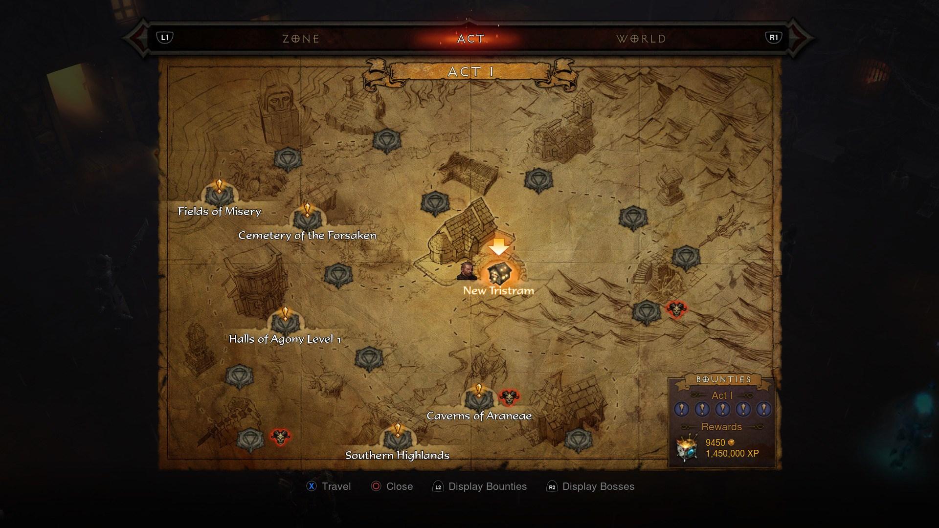 DiabloIII-ReaperofSouls PS4 Editeur 012