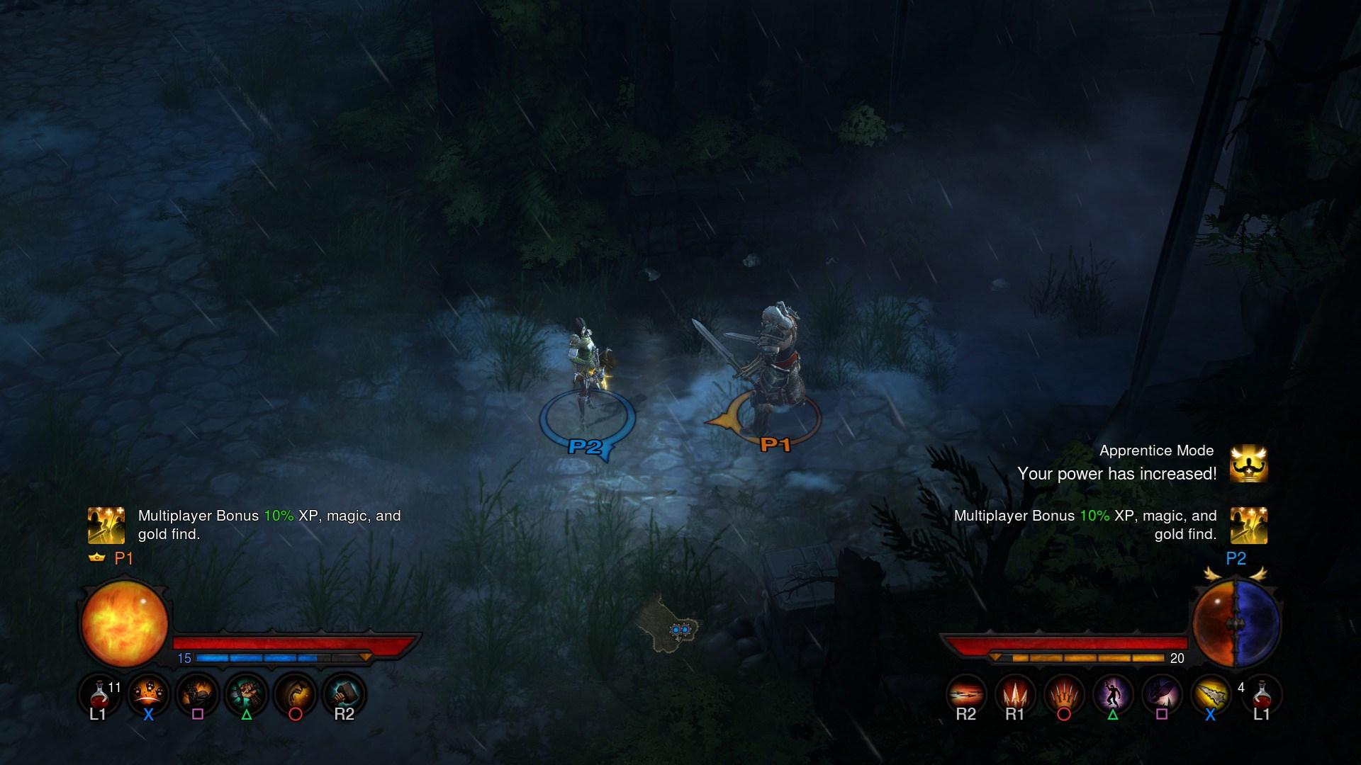 DiabloIII-ReaperofSouls PS4 Editeur 013