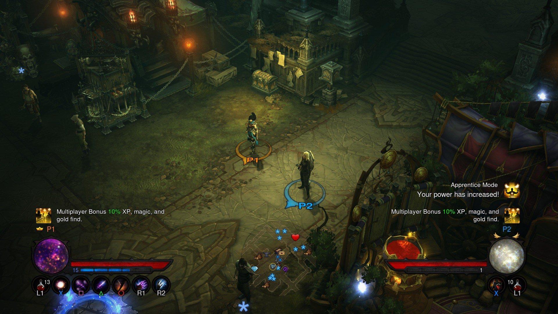 DiabloIII-ReaperofSouls PS4 Editeur 014