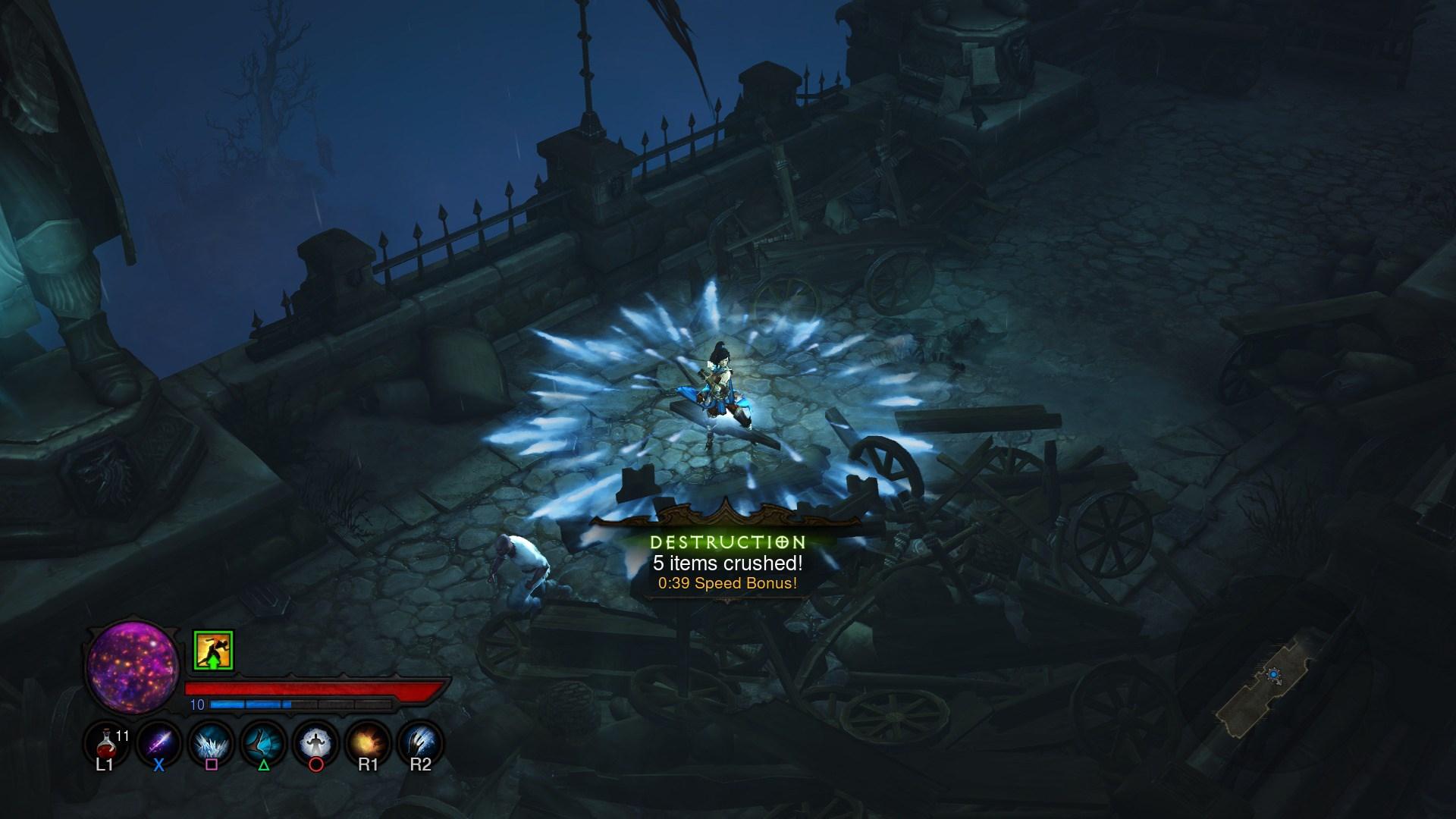 DiabloIII-ReaperofSouls PS4 Editeur 017