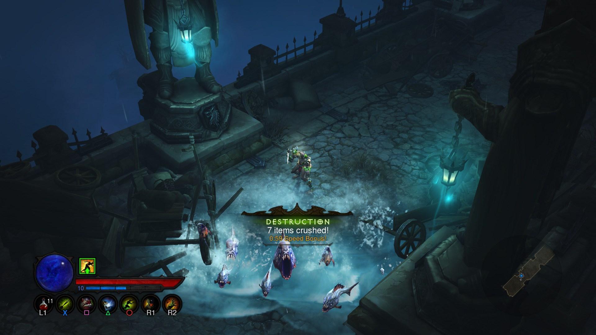 DiabloIII-ReaperofSouls PS4 Editeur 018