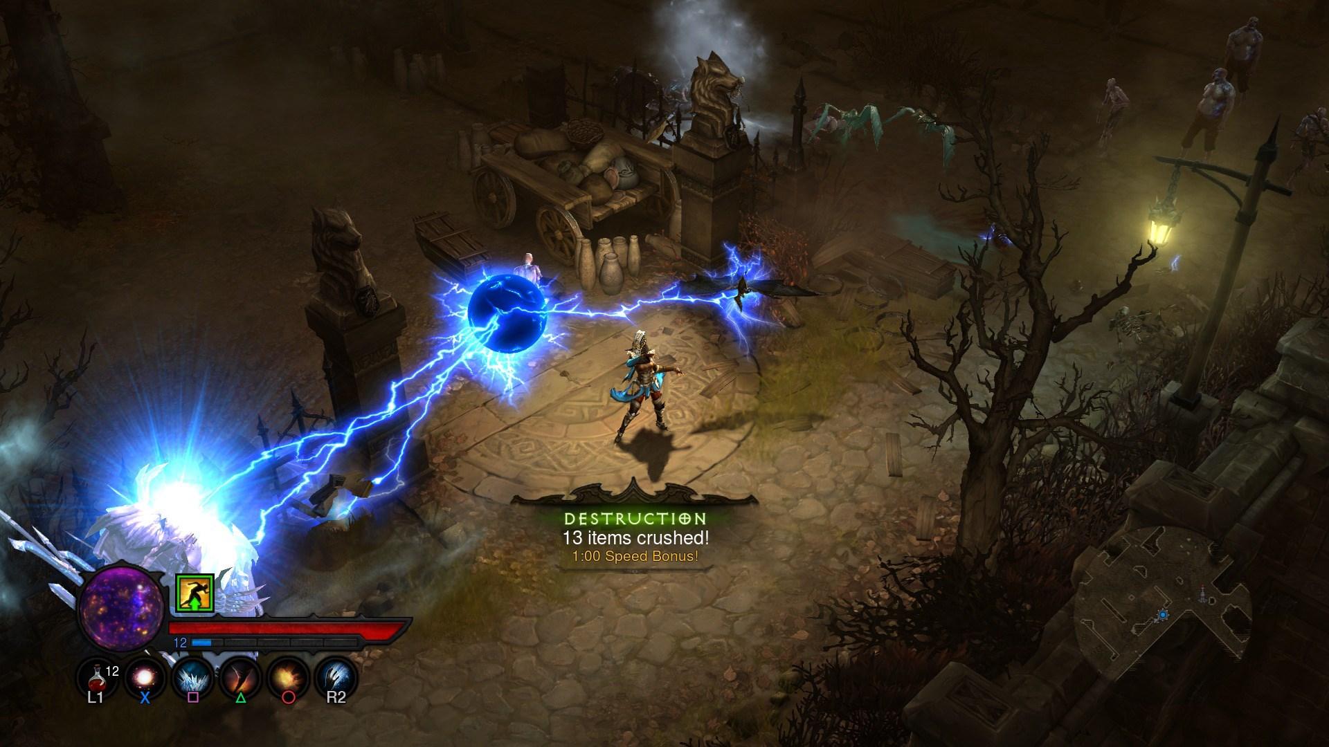 DiabloIII-ReaperofSouls PS4 Editeur 019