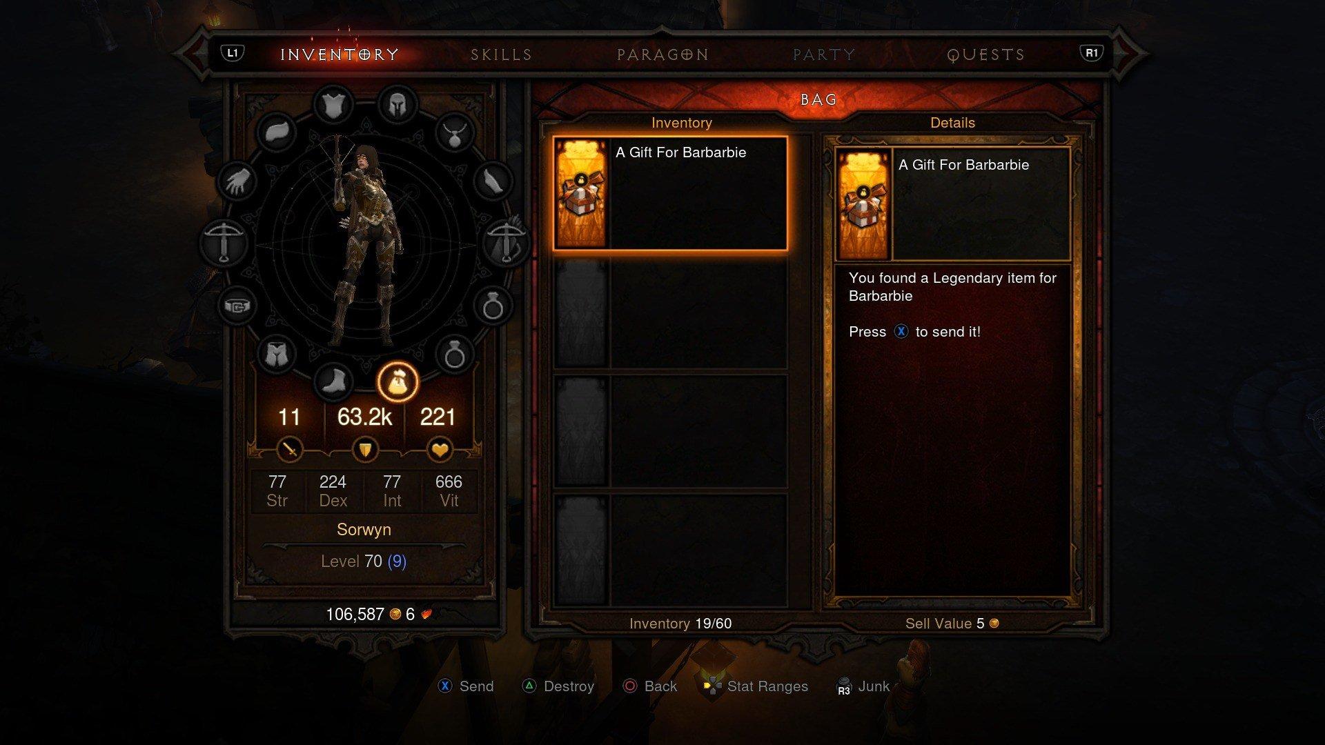 DiabloIII-ReaperofSouls PS4 Editeur 023