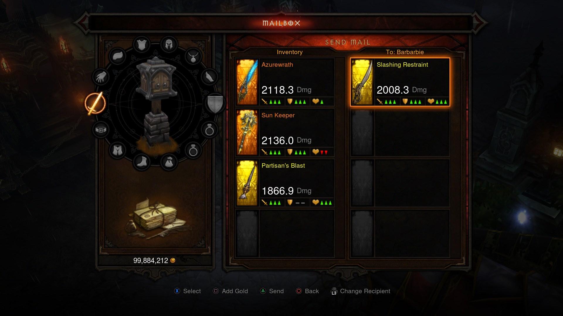 DiabloIII-ReaperofSouls PS4 Editeur 025