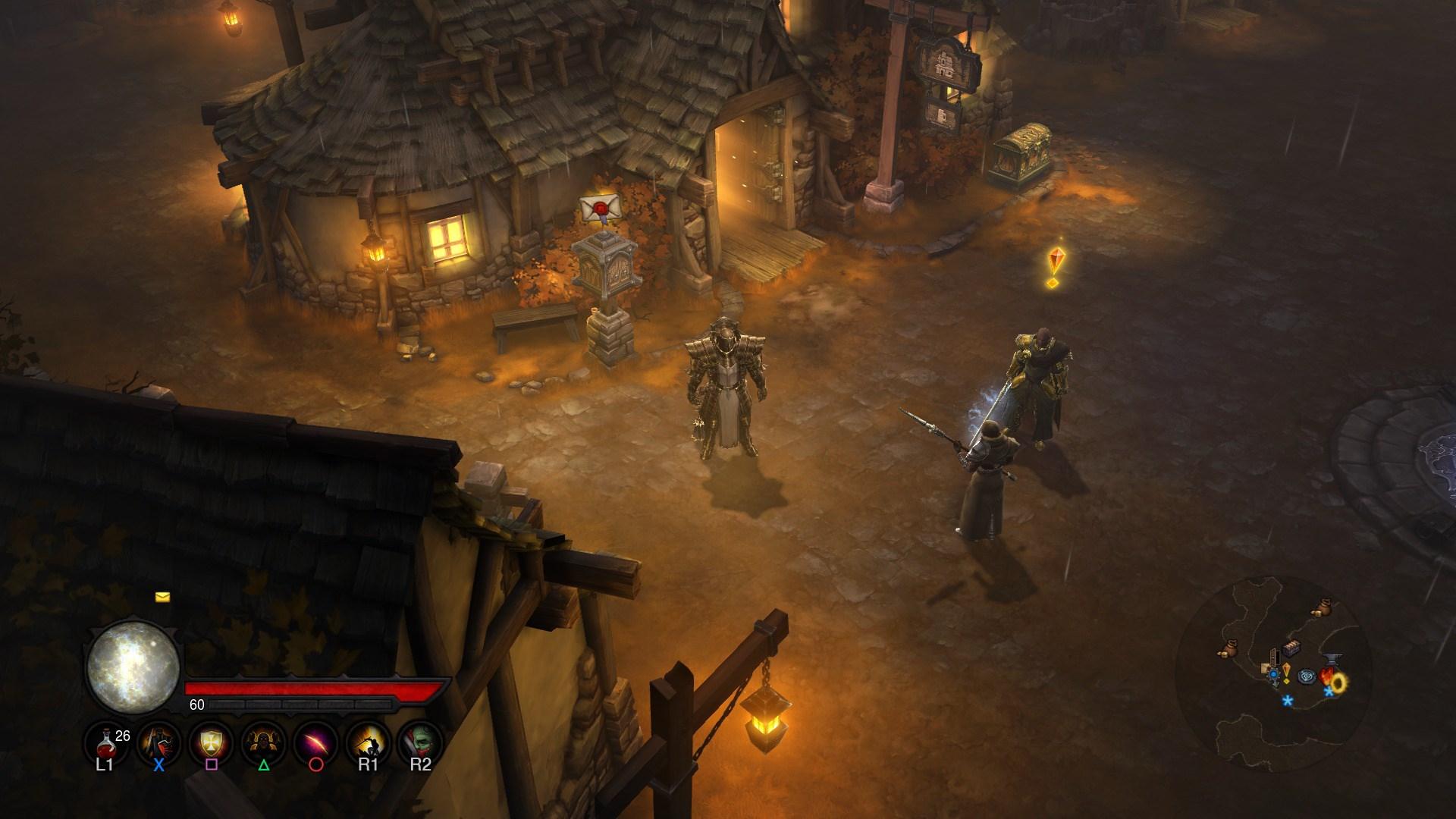 DiabloIII-ReaperofSouls PS4 Editeur 034