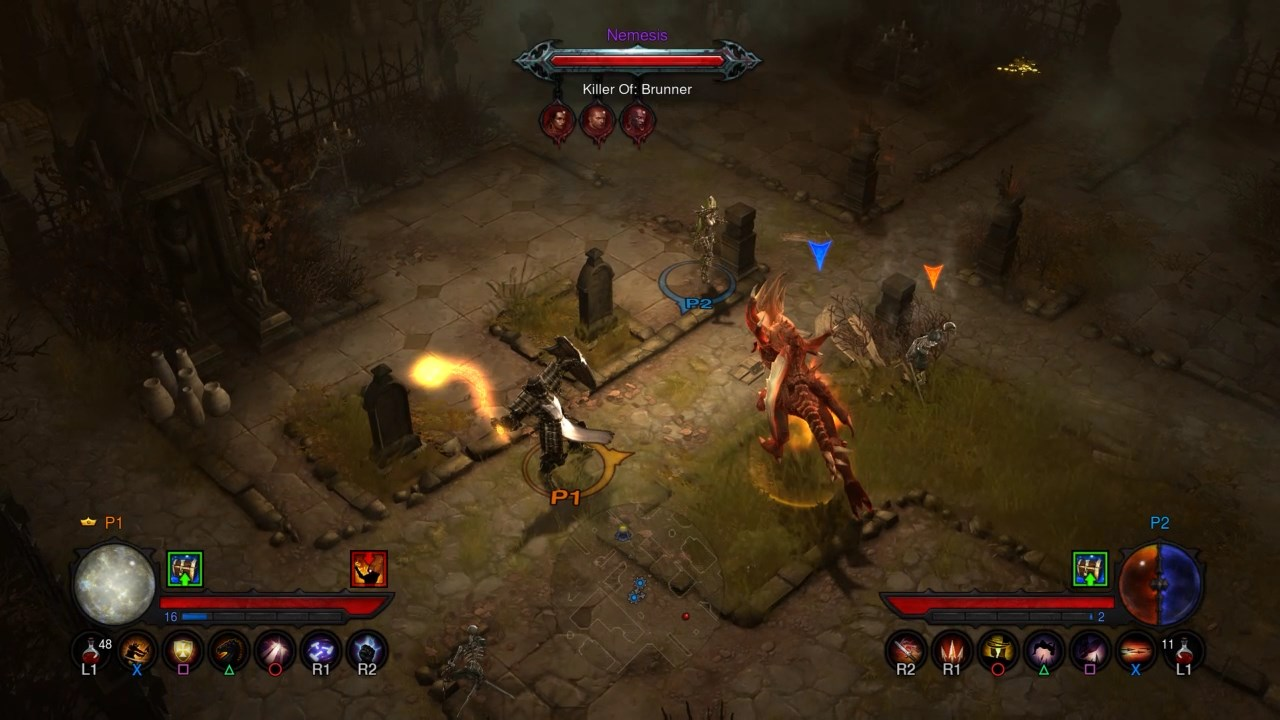 DiabloIII-ReaperofSouls PS4 Editeur 037