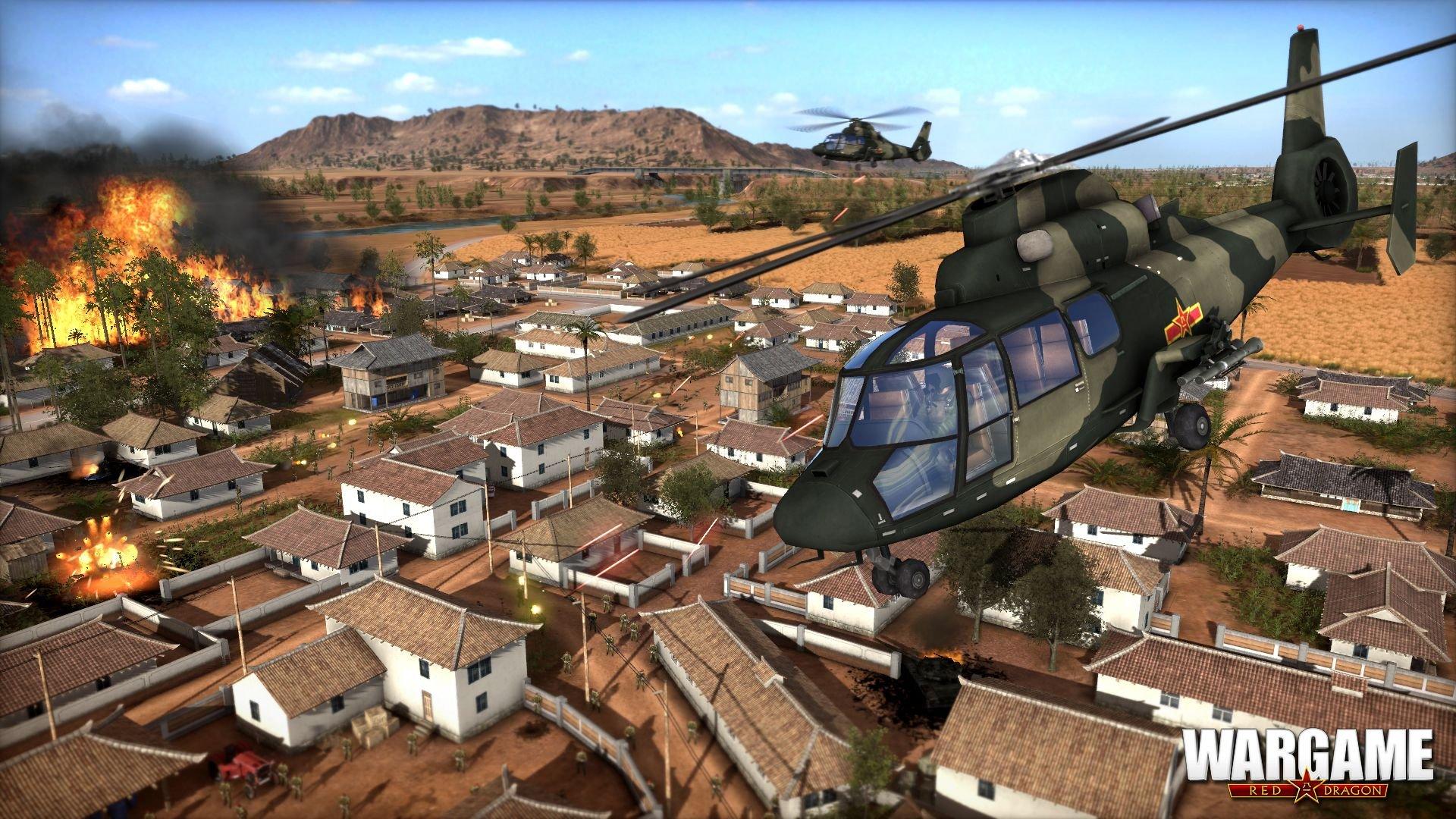 Wargame-RedDragon PC Editeur 005