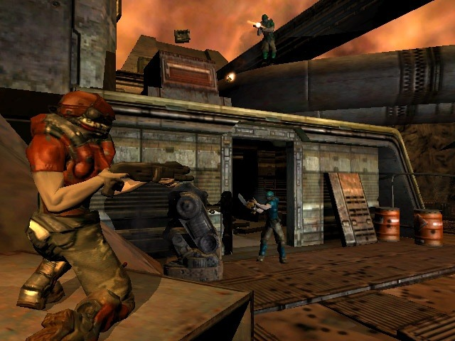 Doom3-ResurrectionofEvil Multi Editeur 001