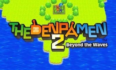 TheDenpaMen2-BeyondtheWaves 3DS Editeur 004
