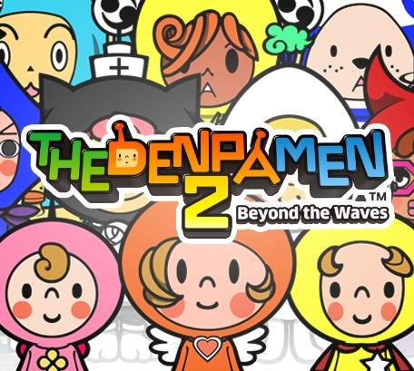 TheDenpaMen2-BeyondtheWaves 3DS Jaquette 001