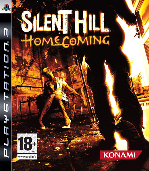 SilentHillHomecoming PS3 Jaquette001