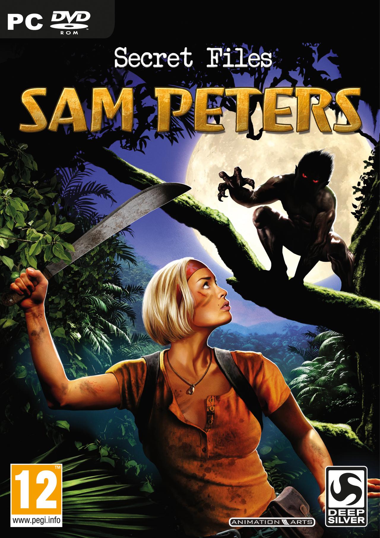 Secret Files : Sam Peters