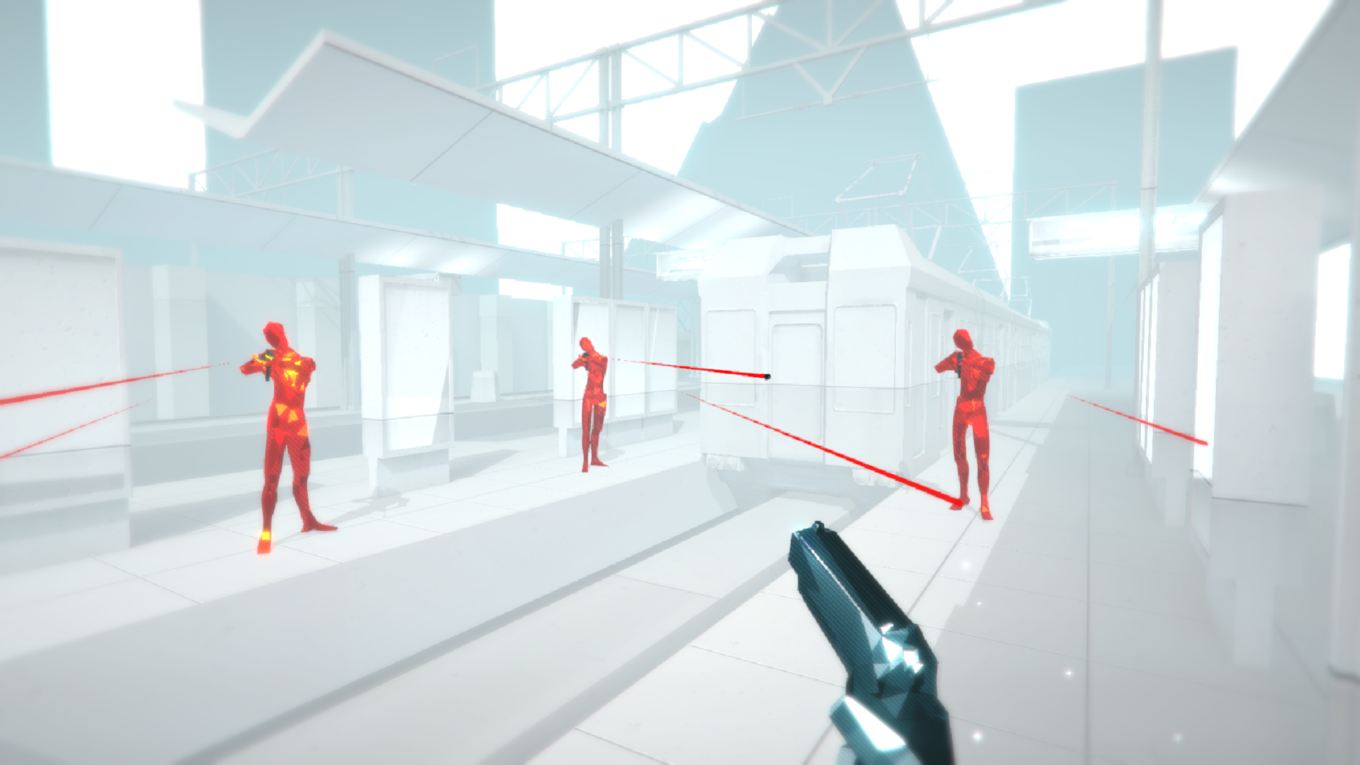 SUPERHOT Multi Editeur 007