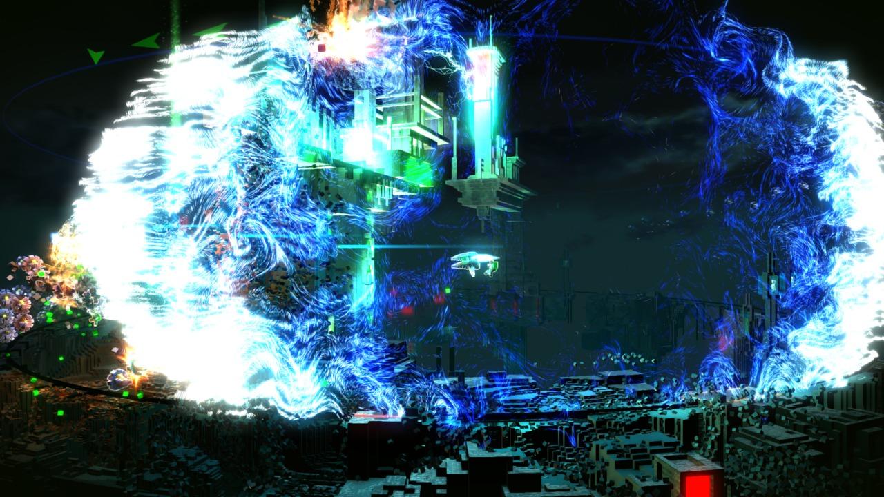 Resogun PS4 Editeur 002