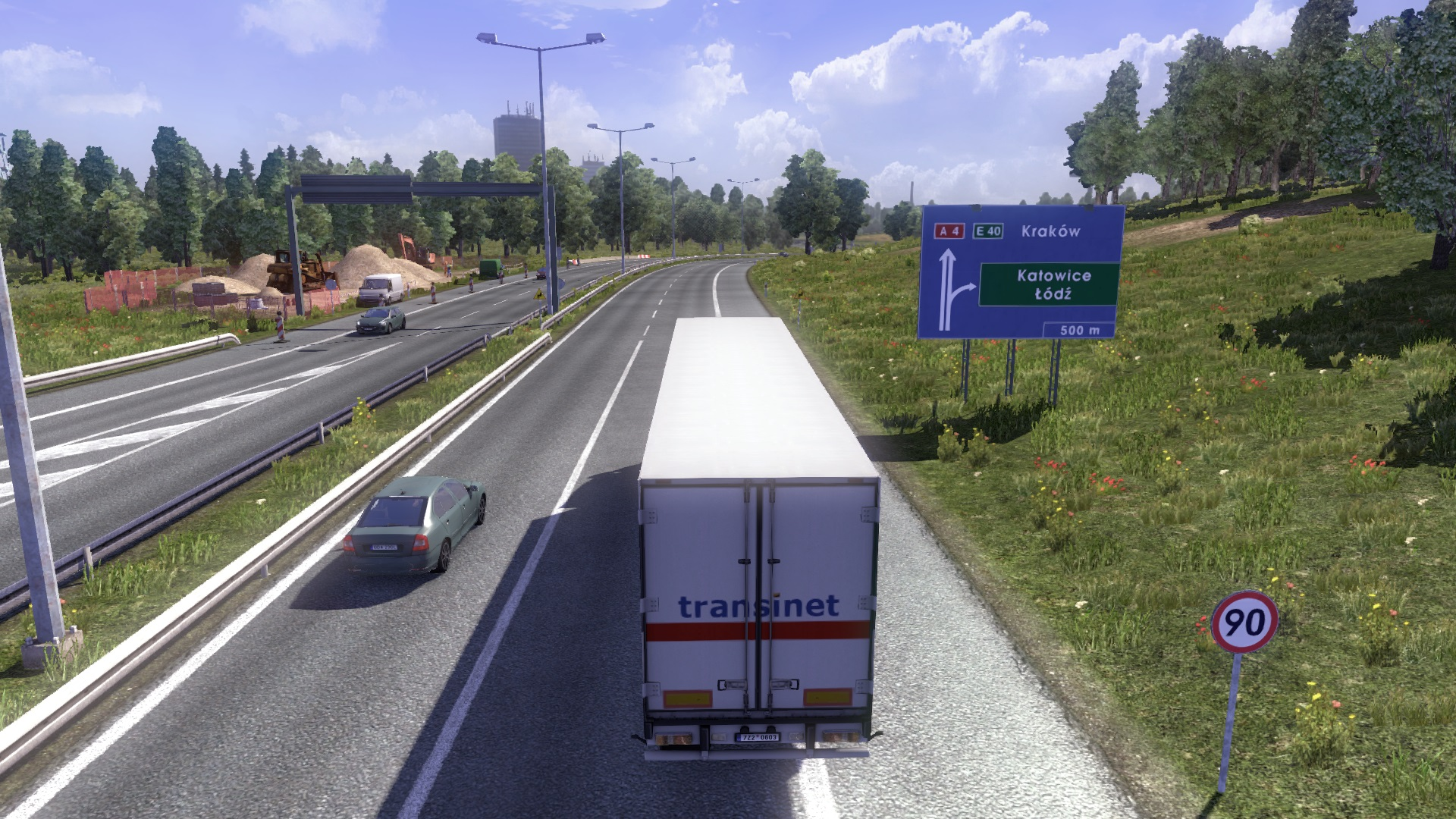 EuroTruckSimulator2-GoingEast PC Test 006