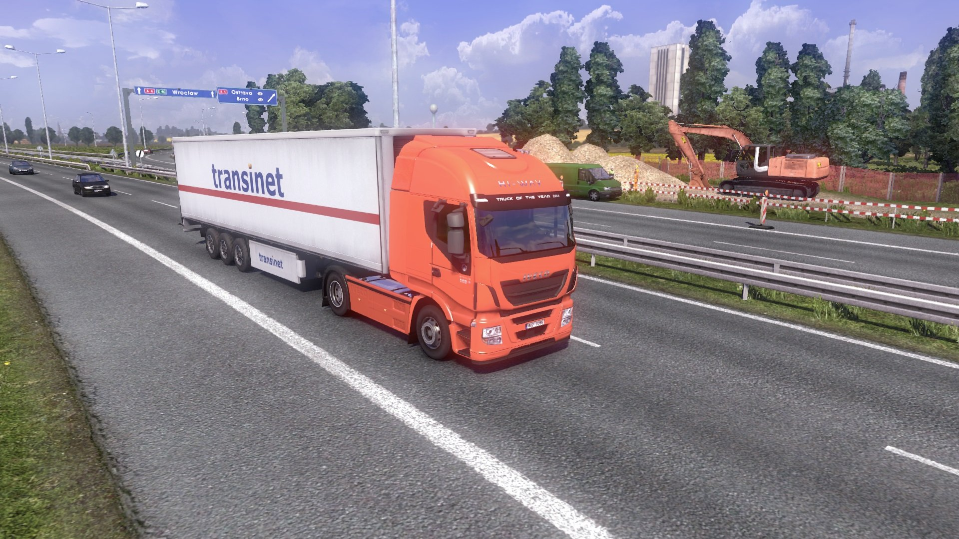 EuroTruckSimulator2-GoingEast PC Test 007
