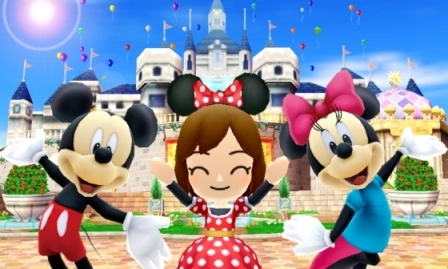 DisneyMagicCastle-MyHappyLife 3DS Editeur 001