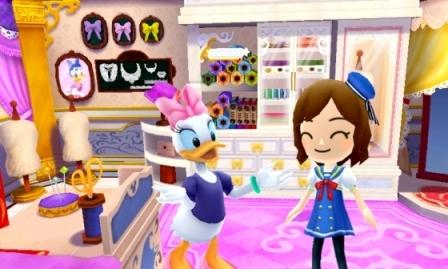 DisneyMagicCastle-MyHappyLife 3DS Editeur 004