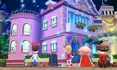 DisneyMagicCastle-MyHappyLife 3DS Test 010