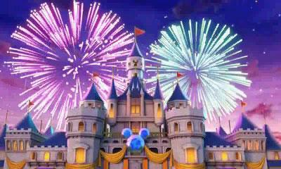 DisneyMagicCastle-MyHappyLife 3DS Test 014