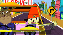 parappa the rapper psp 002