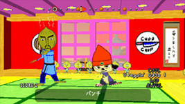 parappa the rapper psp 006