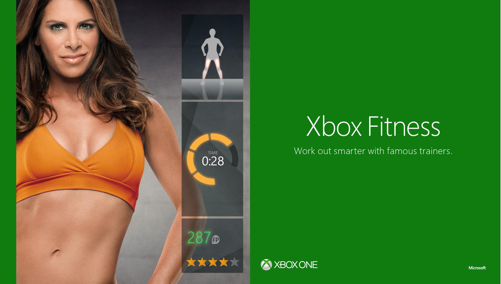 XboxFitness Xbox One Div 007
