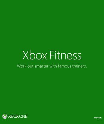 XboxFitness Xbox One Jaquette 001
