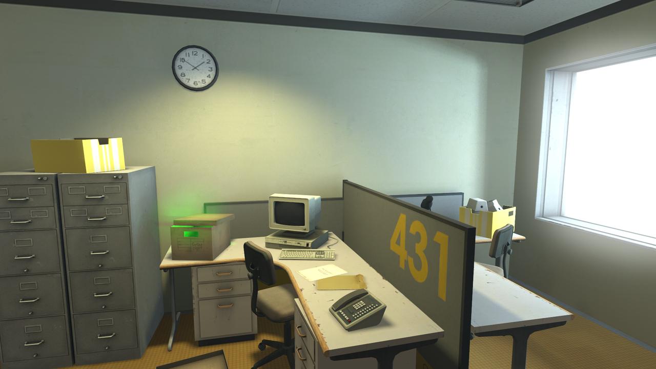 TheStanleyParable PC Editeur 007