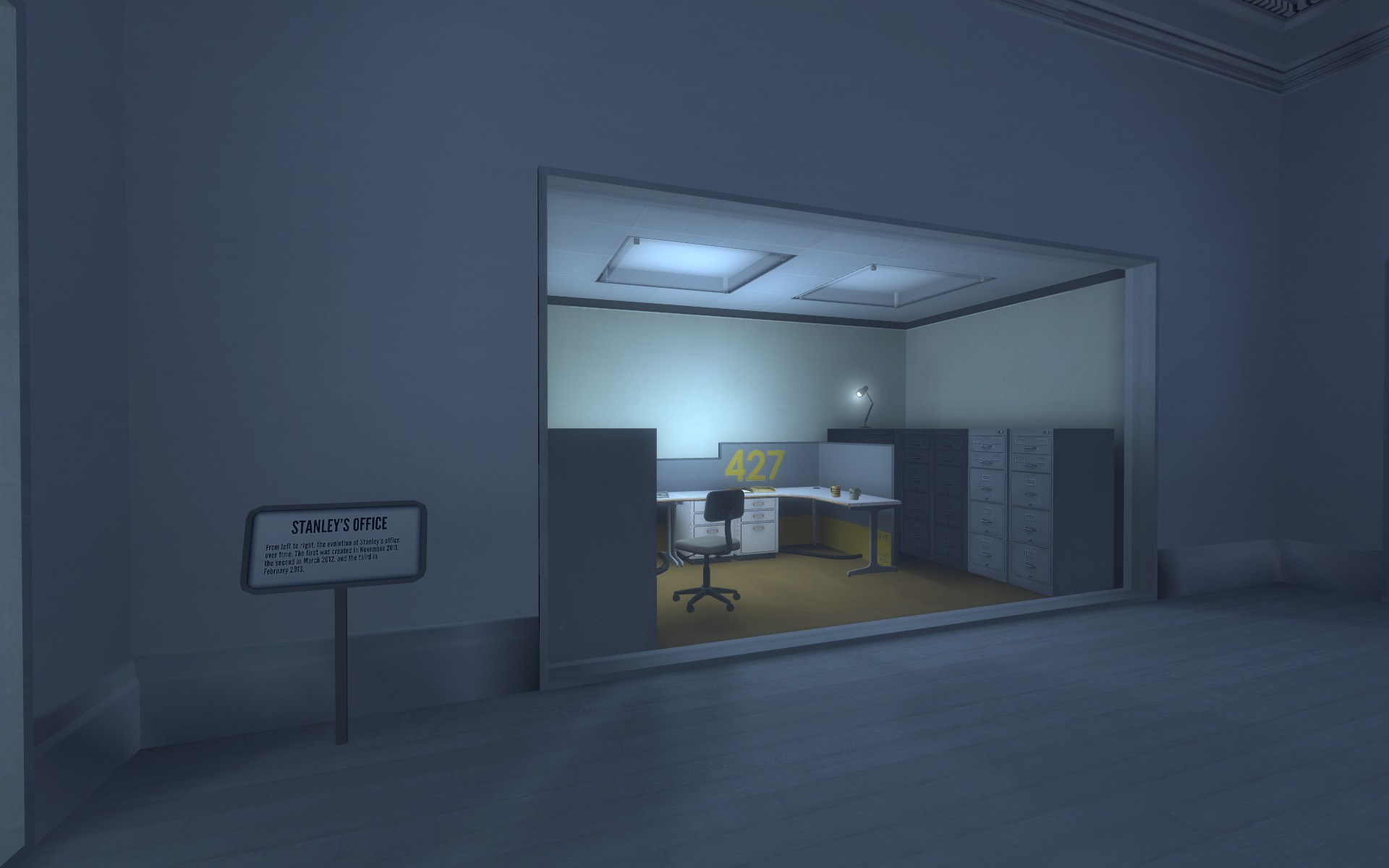 TheStanleyParable PC Test 001