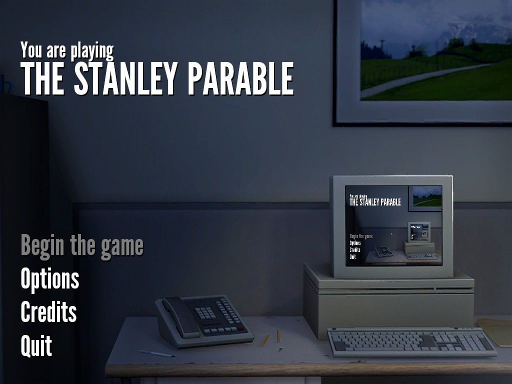 TheStanleyParable PC Test 002