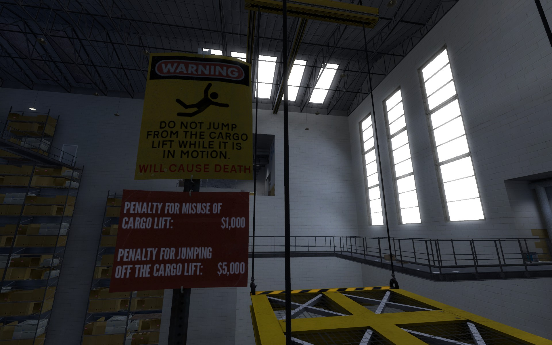 TheStanleyParable PC Test 009