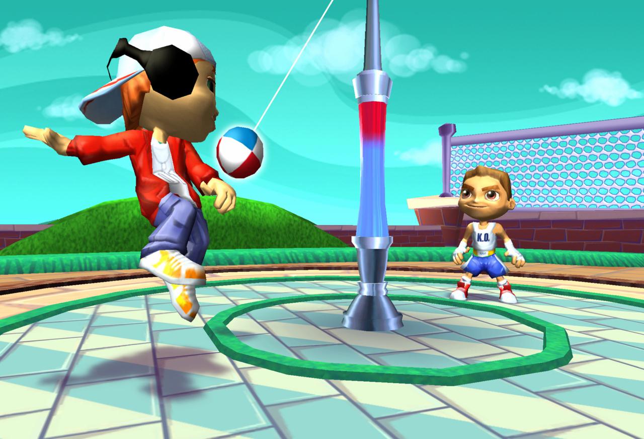 EA Playground Wii Editeur 005