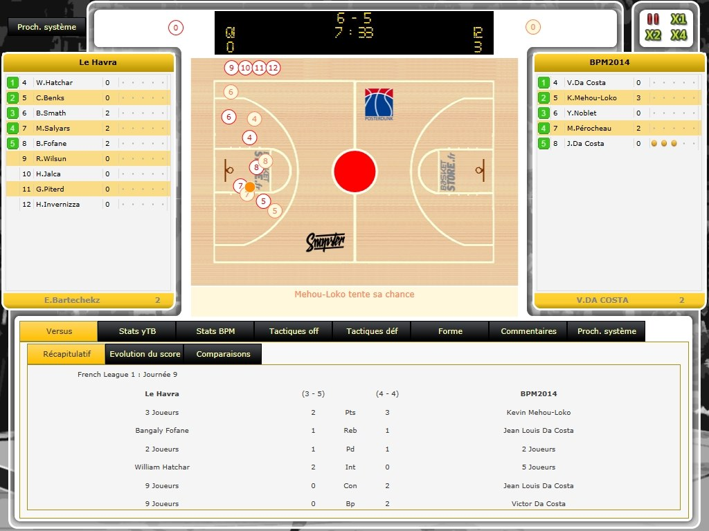 BasketballProManagement2014 PC Editeur 002