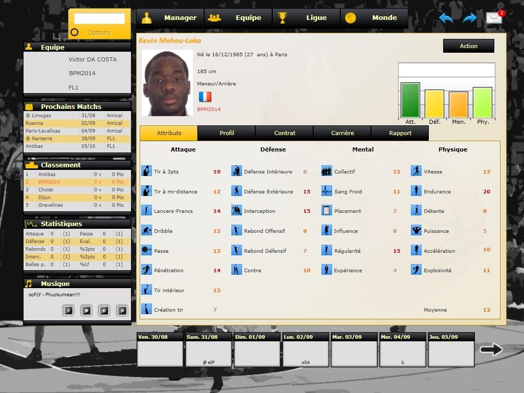BasketballProManagement2014 PC Editeur 004