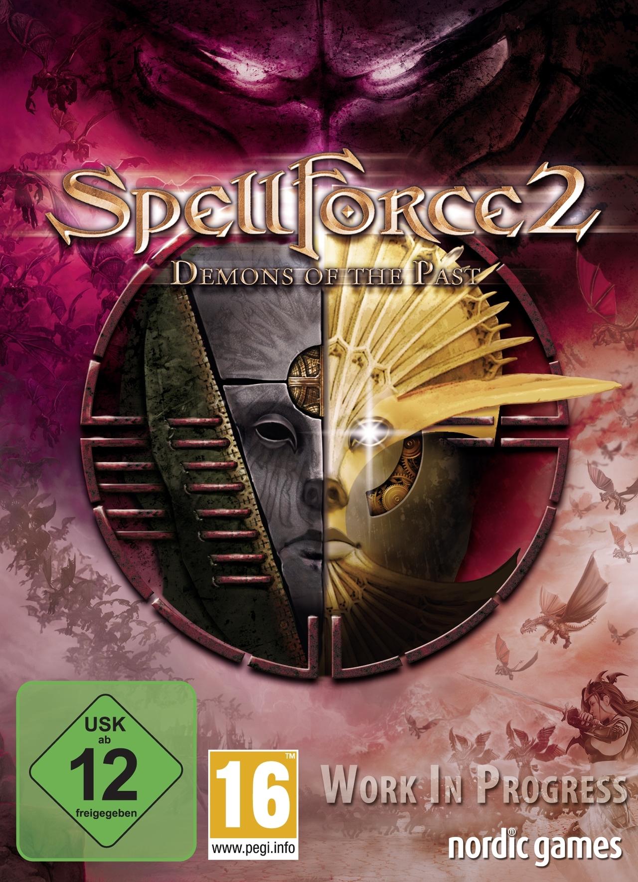 SpellForce2-DemonsOfThePast PC Jaquette 001