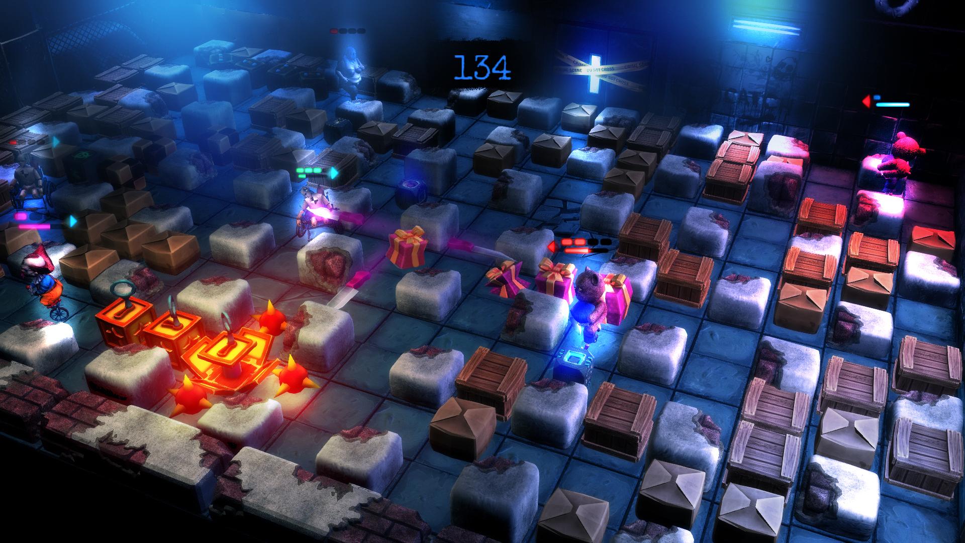 BasementCrawl PS4 Editeur 001
