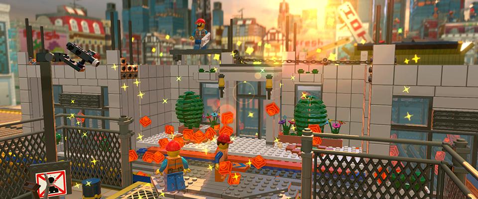 LEGO-LaGrandeAventure-LeJeuVideo Multi Editeur 001