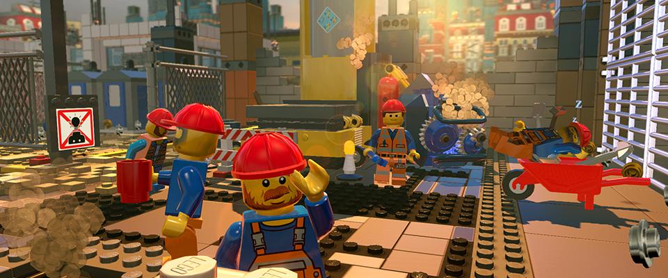 LEGO-LaGrandeAventure-LeJeuVideo Multi Editeur 002