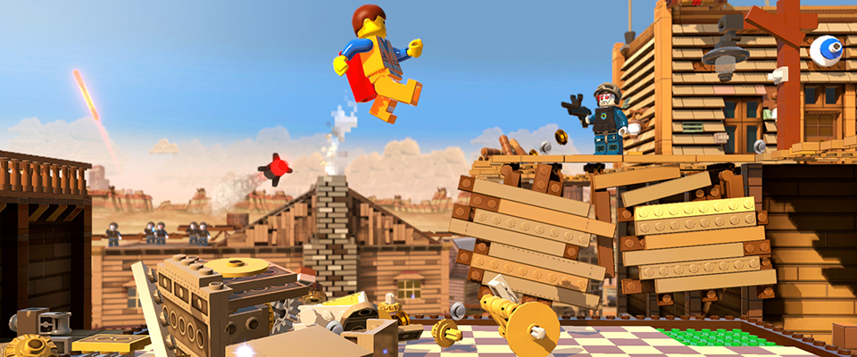 LEGO-LaGrandeAventure-LeJeuVideo Multi Editeur 006