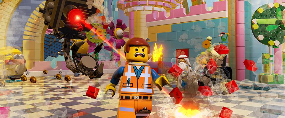 LEGO-LaGrandeAventure-LeJeuVideo Multi Editeur 011